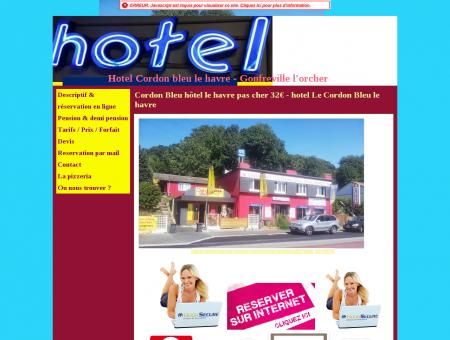 Cordon Bleu hôtel le havre pas cher 32 - hotel...