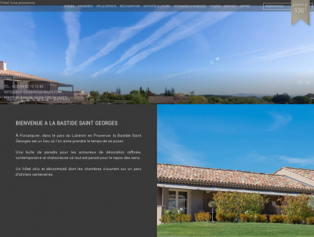 ~ La Bastide Saint Georges - Hotel 4 étoiles...