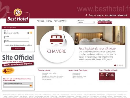 Best Hotel : Site Officiel de réservation pour...