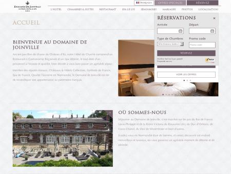 Domaine de Joinville   Site Officiel   Hôtel -...