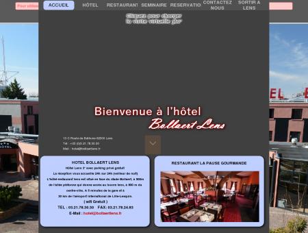 hôtel bollaert lens - Hôtel restaurant bollaert lens