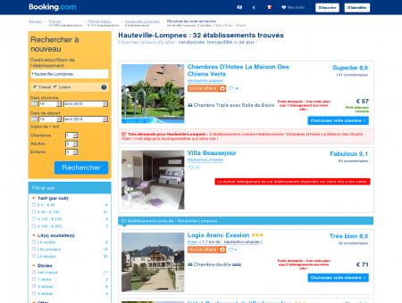 6 hôtels à Hauteville-Lompnes - Booking.com...