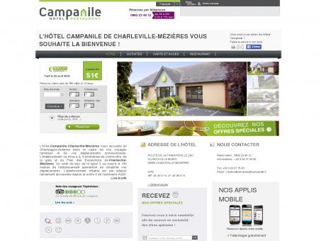 Campanile CHARLEVILLE | Proche MEZIERES |...