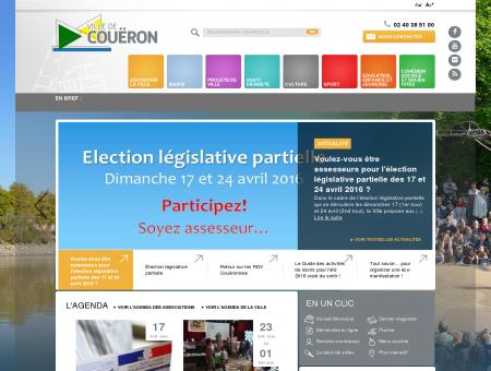 Mairie de Couëron