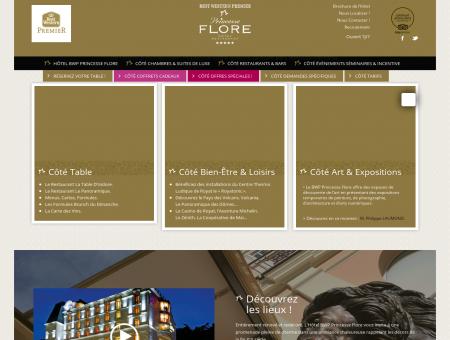 Hotel Clermont-Ferrand - Hôtel 5 étoiles à...
