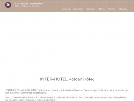 Volcan Hotel Clermont Ferrand - 3 étoiles