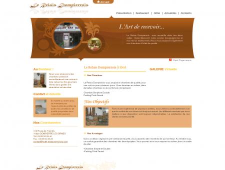 Hôtel : Le Relais Dompierrois - 71520...