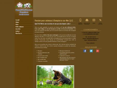 Pension pour animaux à Dompierre-sur-Mer (17)