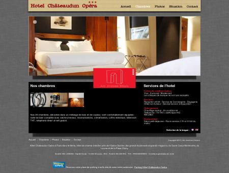Hotel Chateaudun Opéra - Paris