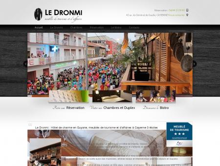 Le Dronmi : Hôtel de charme en Guyane,...