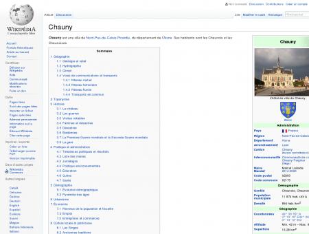 Chauny  Wikipédia