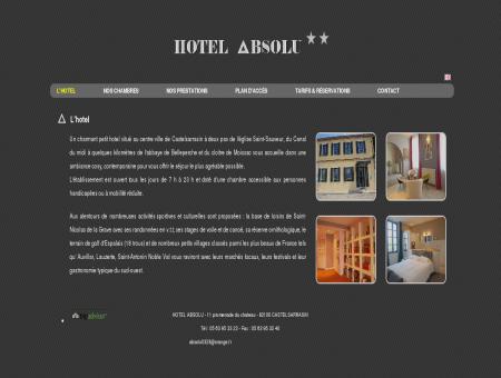 L'hotel absolu