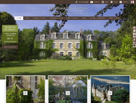 Hotel Onzain Hotel proche Chaumont sur...