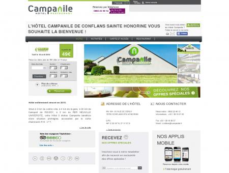 Hôtel CAMPANILE CONFLANS SAINTE...