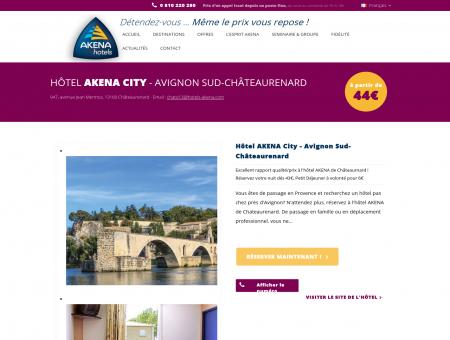 Hotel Chateaurenard | Hôtel Akena