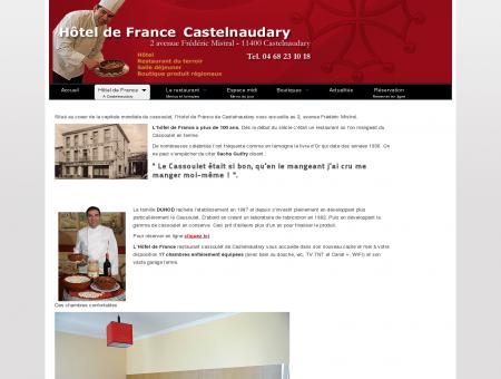 Hotel de France à Castelnaudary - Hotel de...