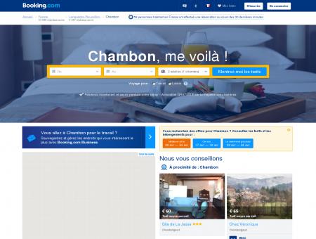 2 Hôtels à Chambon - Hotel Chambon