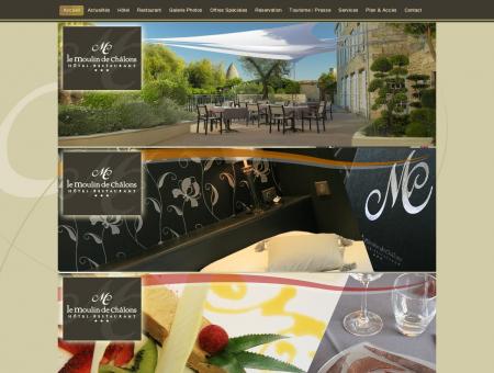 Accueil - Hotel Restaurant le Moulin de...