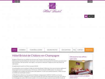 Hôtel 3 étoiles Chalons en Champagne -...