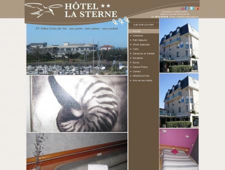Hotel La Sterne - Saint Gilles Croix de Vie
