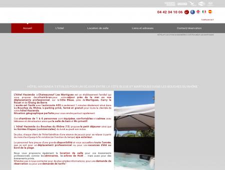 Hôtel 3 étoiles Martigues et location...