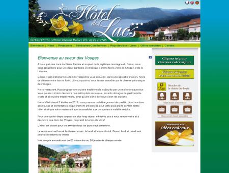Week end Vosges - Hôtel Restaurant des lacs ::...