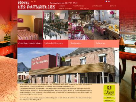 Hôtel Les Paturelles** - Hotel sur Avesnes sur...