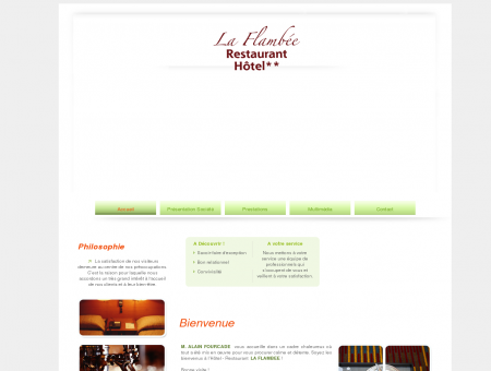 Hôtel restaurant gastronomique restauration...