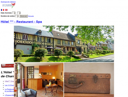Hotel *** Hotel Bernay en Normandie...