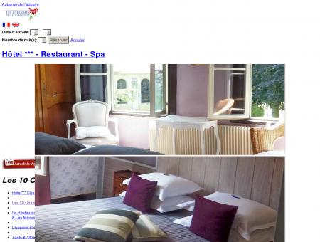 Hotel de Charme Bernay Les chambres de...