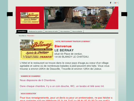 HÖTEL RESTAURANT TRAITEUR LE BERNAY