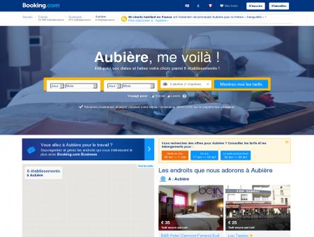 6 hôtels à Aubière - Booking.com - Hôtels avec ...