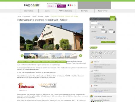 Hotel Campanile Clermont Ferrand Sud -...