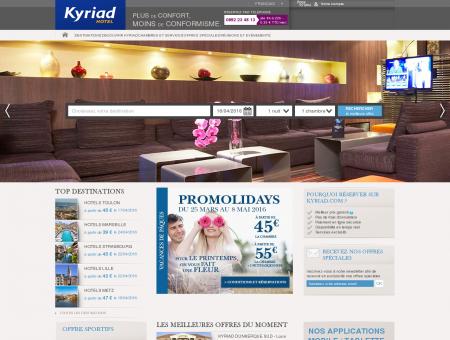 Hotel KYRIAD PARIS SUD - Arcueil Cachan -...