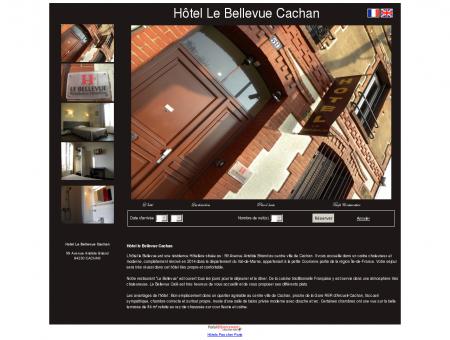 Hôtel le Bellevue Cachan - Hotel Arcueil-Cachan
