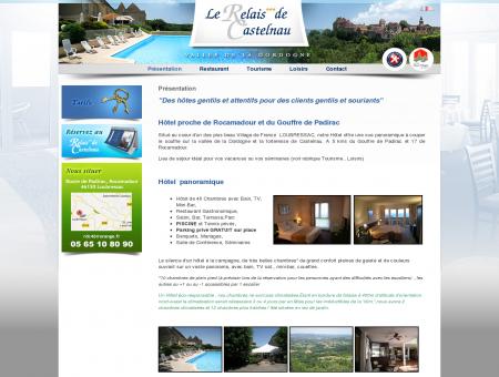 Le Relais de Castelnau - Hotel Rocamadour...