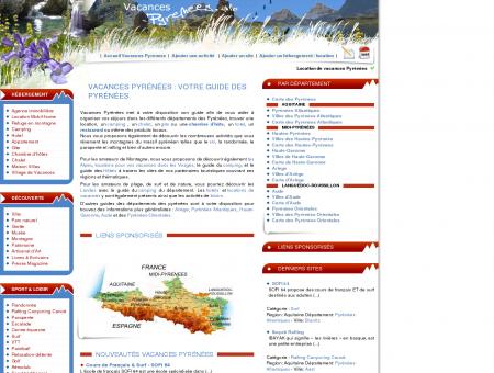 Pyrénées : Ski, location, chalet, Hotel, gite pour...