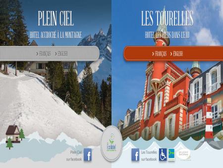 Hôtel Plein Ciel & Hôtel Les Tourelles