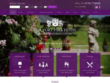 Beaufort Park Hotel & Conference Centre