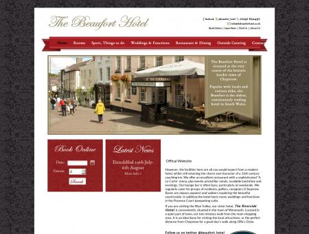 The Beaufort Hotel, Chepstow