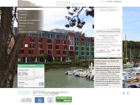 Hôtel du Casino*** | Saint-Valery-en-Caux | Site...