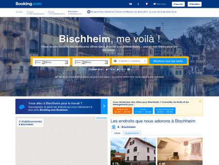 2 Hôtels à Bischheim - Hotel Bischheim