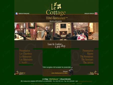Hotel bethune - le Cottage à Bruay-la-Buissière...