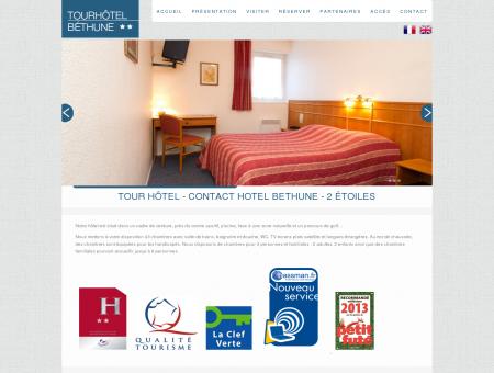 Tour Hôtel | Béthune, bruay, lillers, nord, 62/59