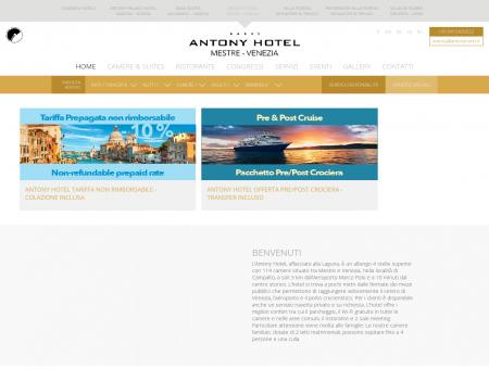 Antony Hotel | Sogedin Group Hotel