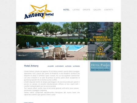 Hotel Antony*** Pinarella di Cervia Riviera...