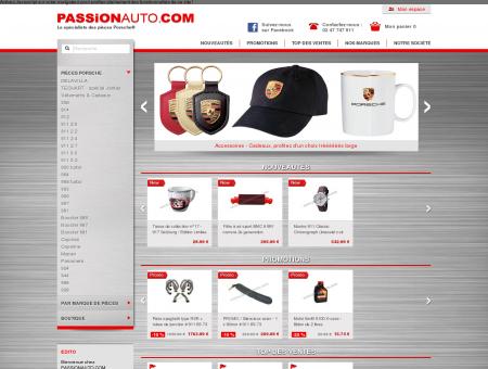 PASSIONAUTO.COM, le spécialiste des pièces...