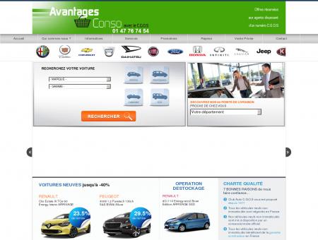 Mandataire auto-Votre voiture neuve moins...