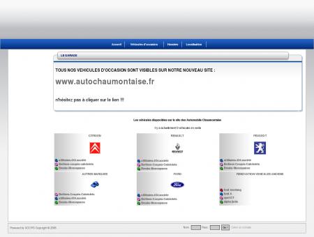 Automobiles Chaumontaises - Annonces -...
