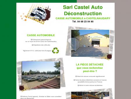 CASSE AUTOMOBILE CASTELNAUDARY :...